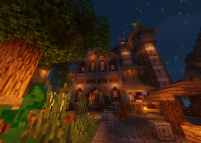 minecraft kingdom server