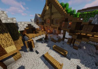 begin zelf een dorp